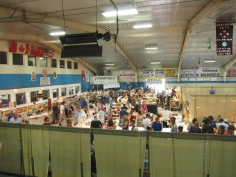 gemboree rock and mineral show bancroft ontario 2015