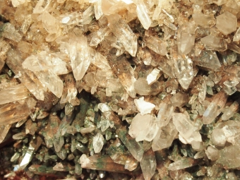 crystals close up gemboree rock and mineral show 2015