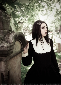 gothic victorian gloomth
