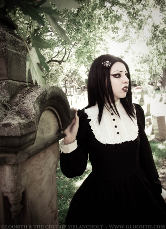 gothic victorian gloomth