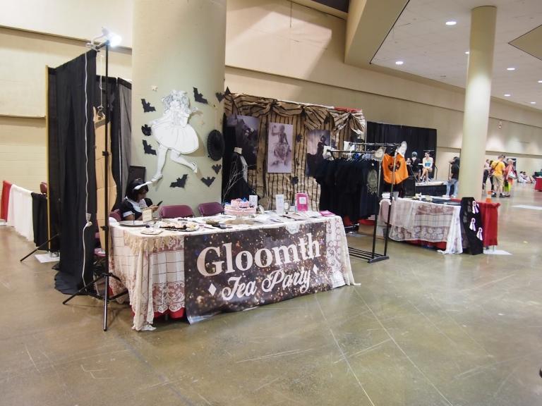 gloomth fanexpo toronto 2015
