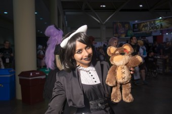 Fanexpo canada 2015 gloomth goth tea party
