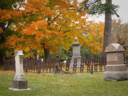 limehouse presbyterian cemetery church ontario