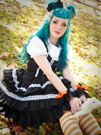 halloween lolita gloomth