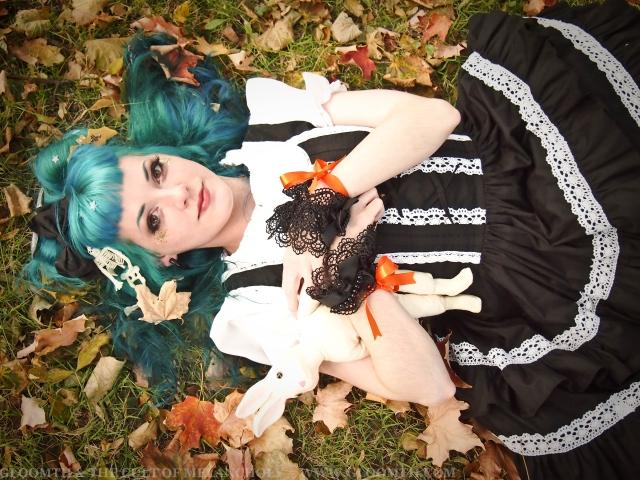 halloween lolita gloomth vanessa walsh