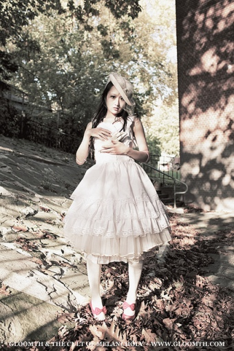 gothic doll costume