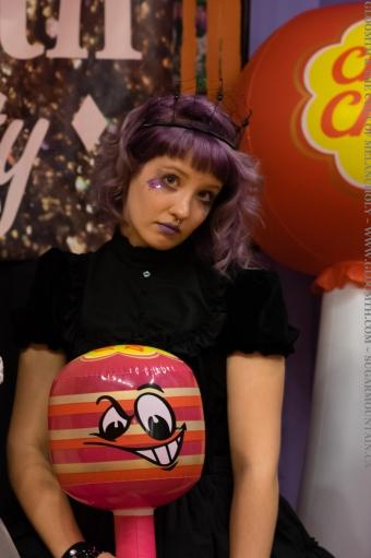 gloomth sugarmountain halloween candy party 2015