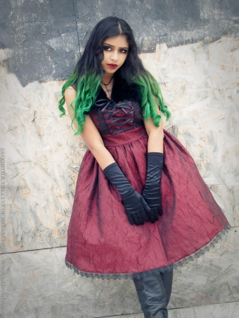 gothic doll clothing toronto gloomth