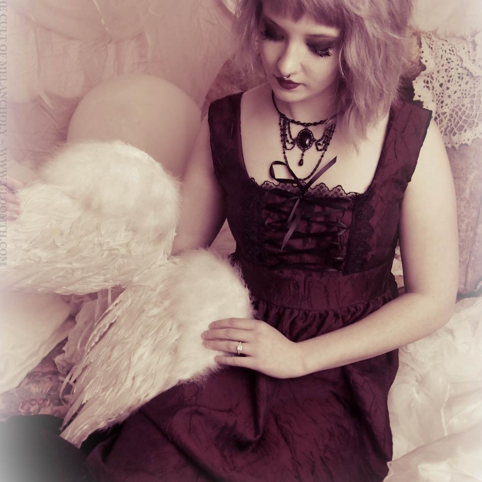 gothic angel valentine gloomth
