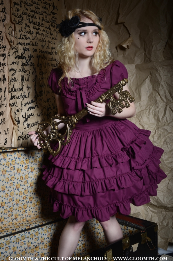 Gothic Lolita Dress Canada Plus Size Gloomth The Cult Of Melancholy