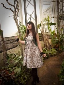 gloomth allan gardens photoshoot