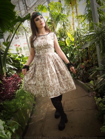 gloomth allan gardens photoshoot