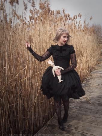 victorian mourning fashion toronto