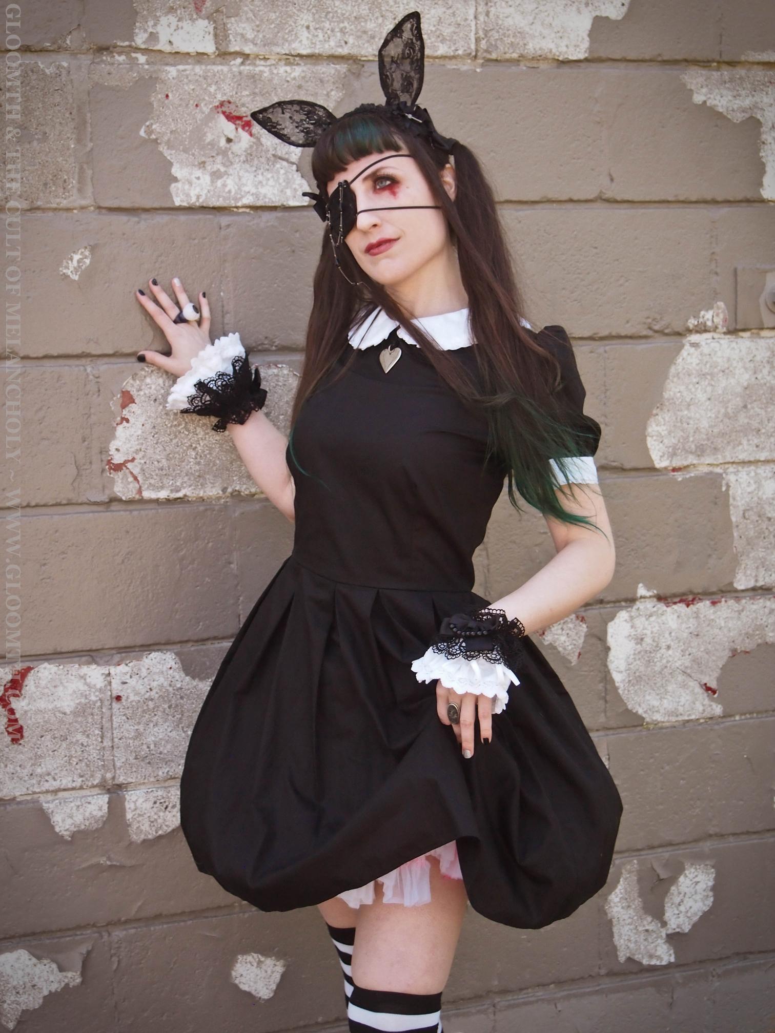 Last Minute DIY Halloween Costume Ideas – Gloomth & the Cult of