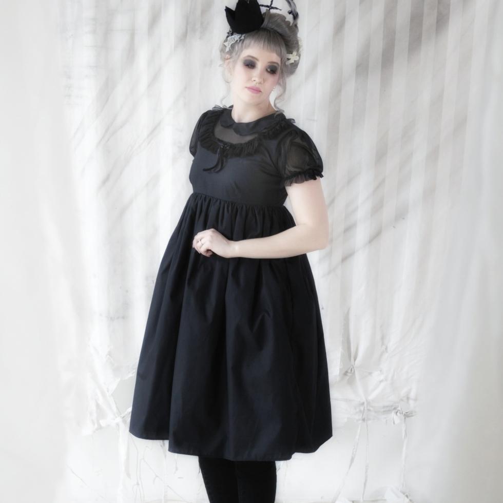 charlotte gothic lolita dress