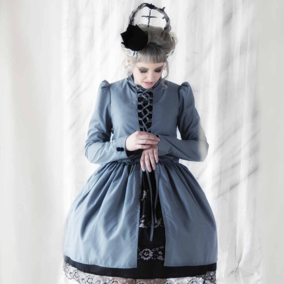 gothic victorian outfit by gloomth