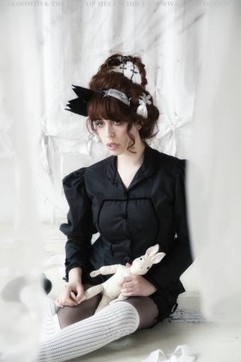 coffin blouse