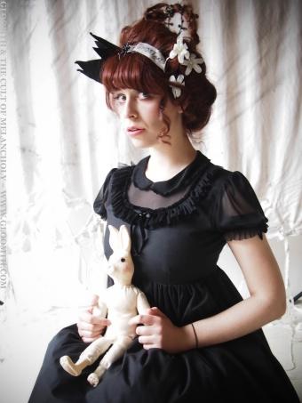 gothic lolita dress canada handmade