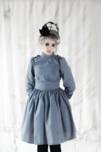 gothic nurse outfit