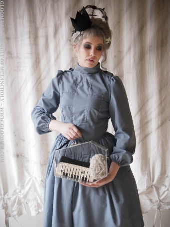 gothic nurse dress gloomth