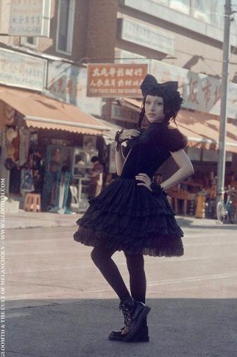 gothic lolita dress gloomth