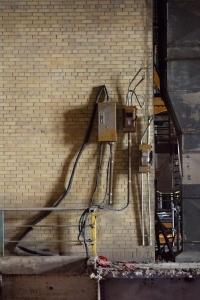 hearn generating station toronto inside