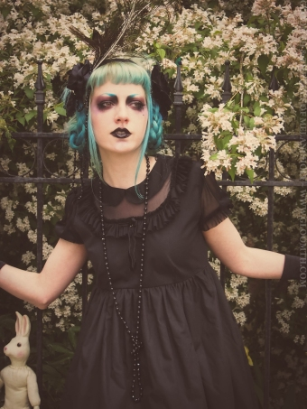 1920s gothic clothing