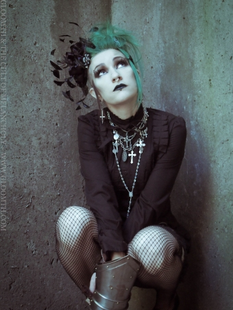 gothic photoshoot mistress mccutchan