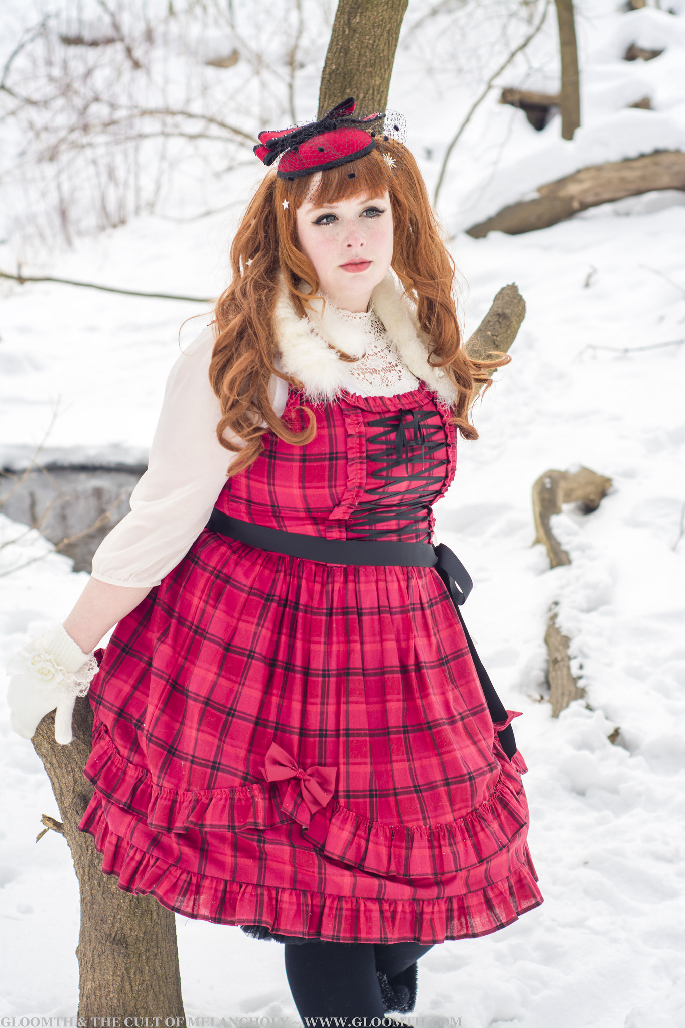plus size lolita outfit – Gloomth & the Cult of Melancholy