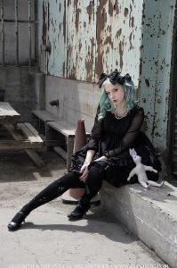gothic doll dress gloomth