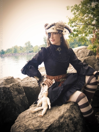 steampunk pirate outfit gloomth