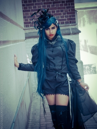 gothic fashion by gloomth toronto