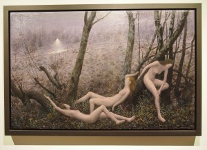 aron wiesenfeld fog gallery house the hours of silence