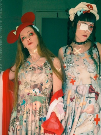 gurokei medical fashion gloomth