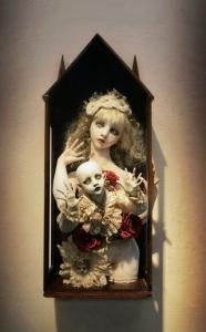 mari shimizu doll art