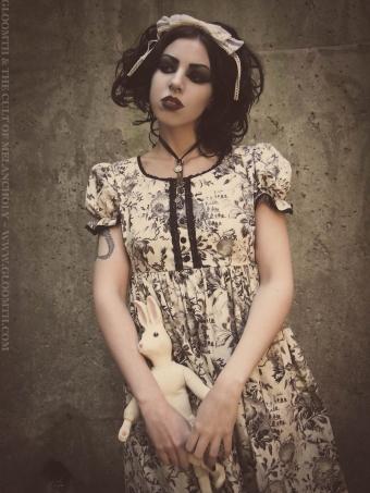babydoll lolita dress gloomth