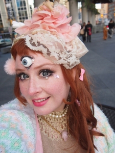 taeden extra eyeball doll makeup