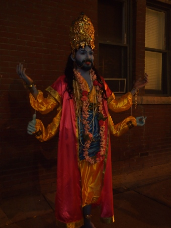 church street halloween 2016