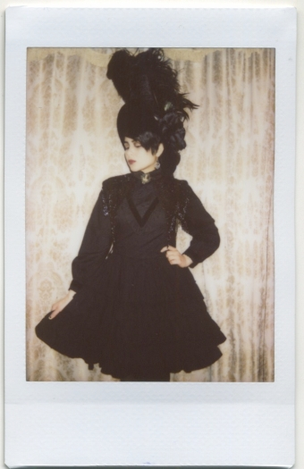 marie dauphine gothic gloomth victoria dress mourning