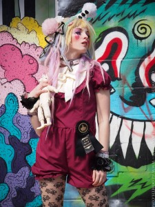 kawaii raver outfit by gloomth