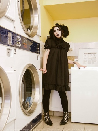 New Laundry Day Photoshoot Gloomth The Cult Of Melancholy
