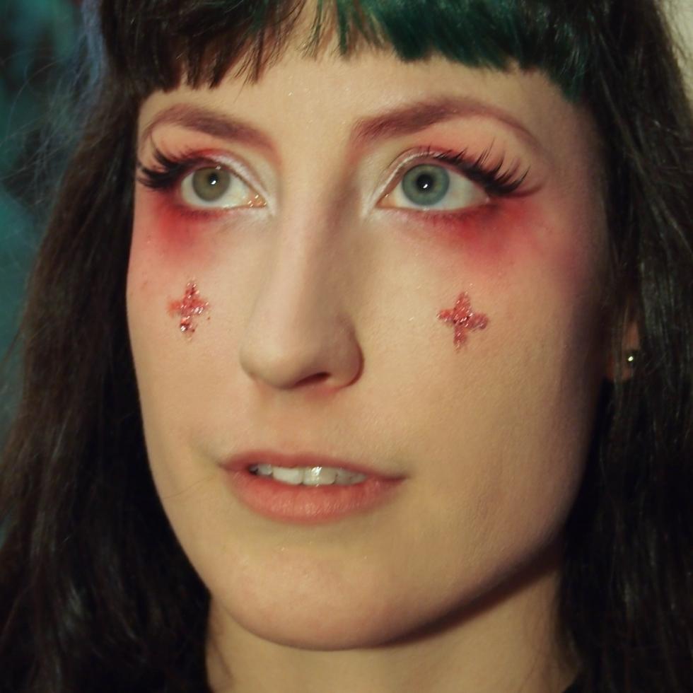 menhera makeup tutorial