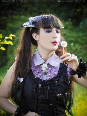 lolita model dandylion