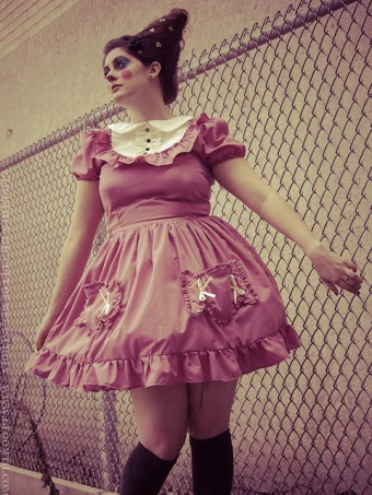 candy dress by gloomth