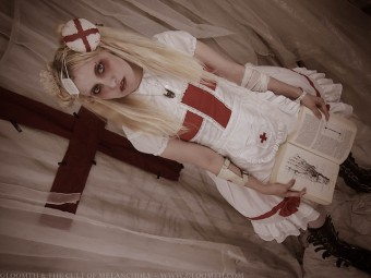 gloomth nurse dress