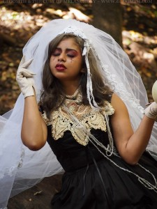 halloween ghost bride gloomth ashavari