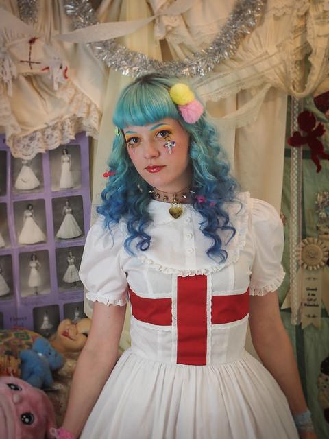 victorian grunge lolita fashion toronto canada gloomth vanessa walsh