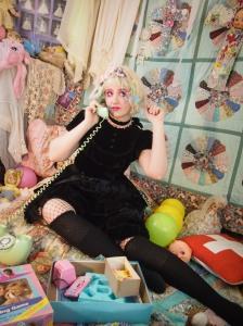 victorian grunge fashion toronto gloomth altmodel