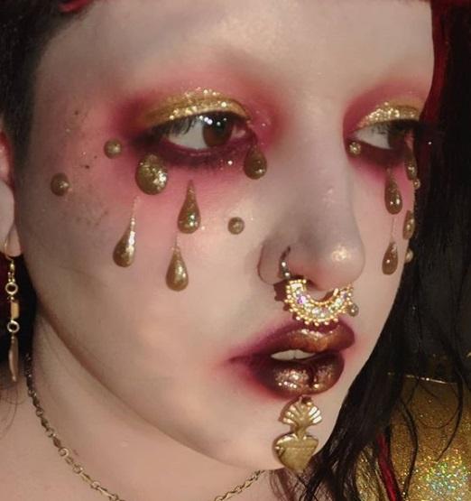 drac makens makeup interview