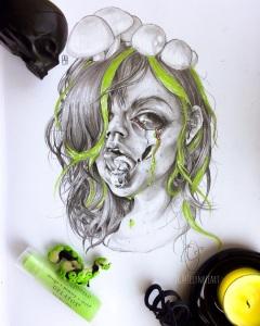 jelynn art sketch